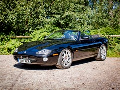 Navigate to Lot 258 - 2001 Jaguar XKR 100