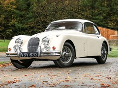 Navigate to Lot 302 - 1958 Jaguar XK150 Fixedhead Coupé