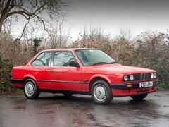 Navigate to Lot 113 - 1989 BMW 316