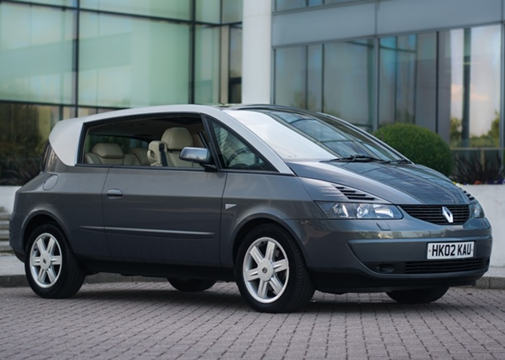Lot 108 - 2002 Renault Avantime Privilege