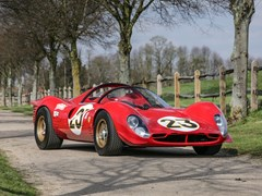 Navigate to Lot 146 - 1967 Ferrari 330 P4 Evocation