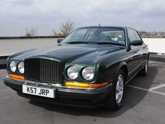 Navigate to Lot 354 - 1992 Bentley Continental R by Mulliner Park Ward