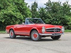 Navigate to Lot 258 - 1967 Mercedes-Benz 230 SL Pagoda *REDUCED ESTIMATE*