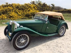 Navigate to Lot 182 - 1948 MG TC