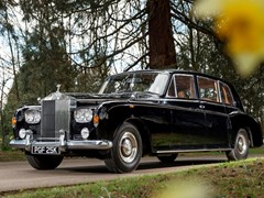 Navigate to Lot 266 - 1972 Rolls-Royce Phantom VI Limousine by Mulliner Park Ward