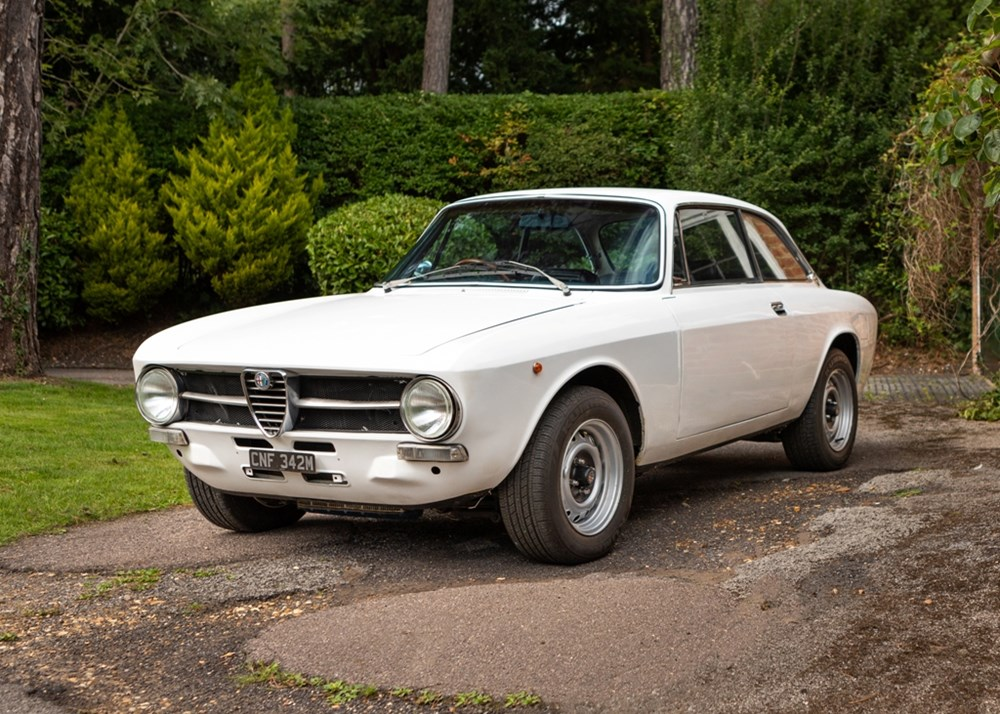 Lot 252 - 1974 Alfa Romeo GT Junior 1600