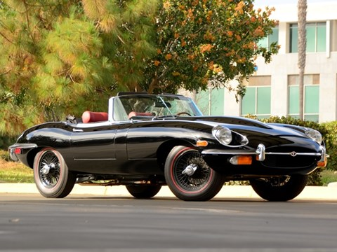 Ref 96 Jaguar E-Type Series II Roadster