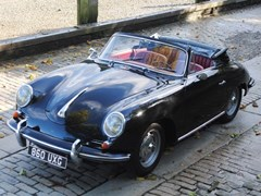 Navigate to Lot 380 - 1961 Porsche 356B Convertible