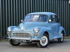 Navigate to Lot 249 - 1969 Morris Minor 1000