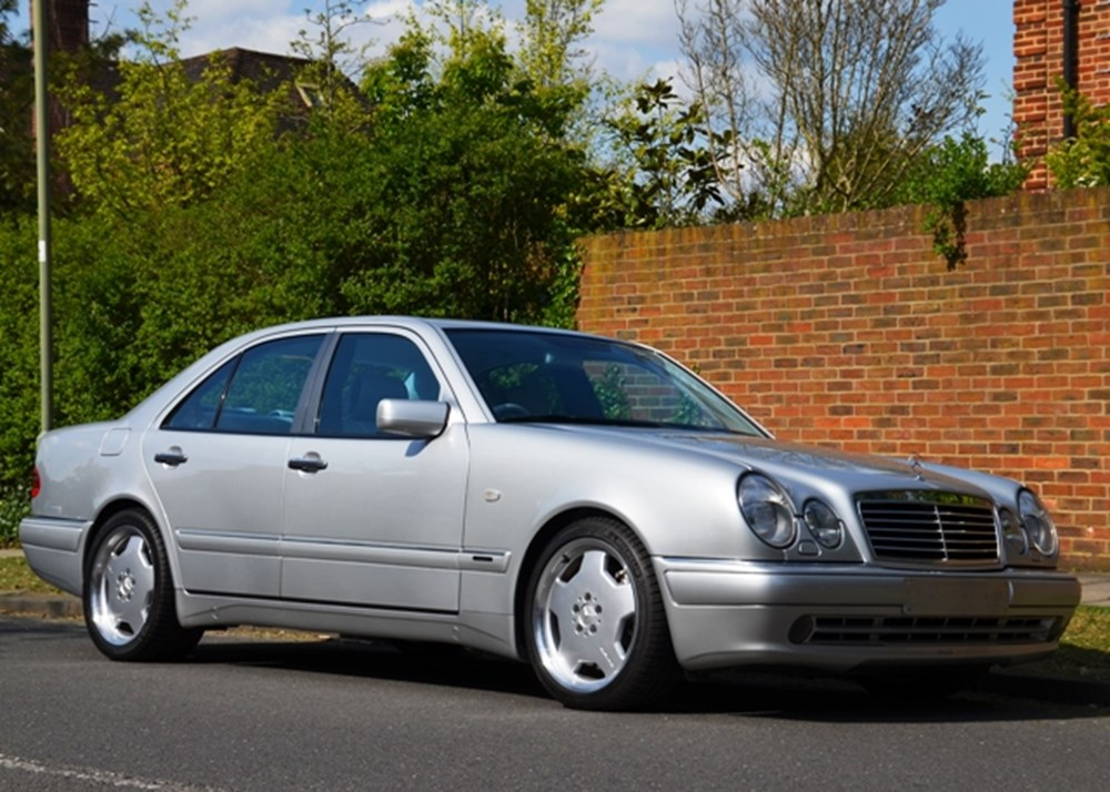 Lot 130 - 1999 Mercedes-Benz E55 AMG