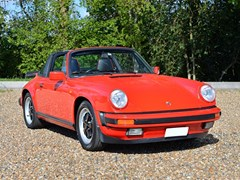 Navigate to Lot 250 - 1985 Porsche 911SC Targa