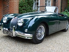 Navigate to Lot 279 - 1958 Jaguar XK150S Roadster (3.4 litre)