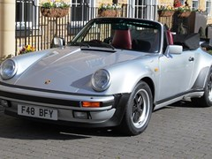Navigate to Lot 298 - 1989 Porsche 911 (930) Turbo Cabriolet