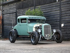 Navigate to Lot 318 - 1929 Ford Model A Coupé Hot Rod