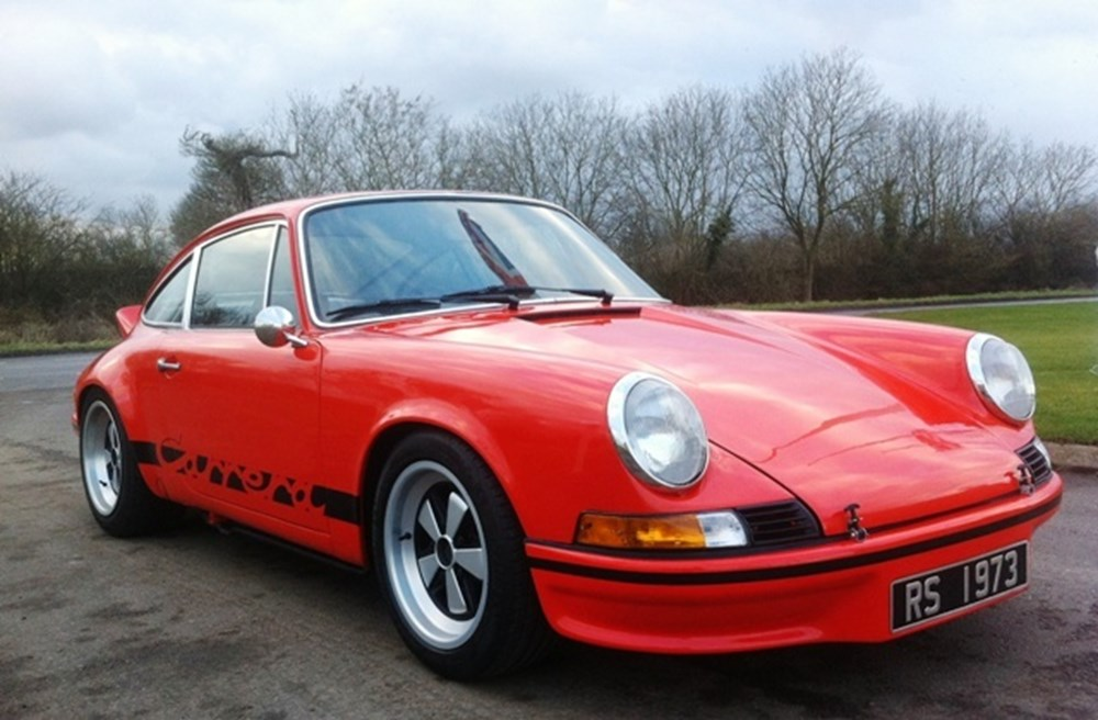 Lot 267 - 1983 Porsche 911SC to RS Specification