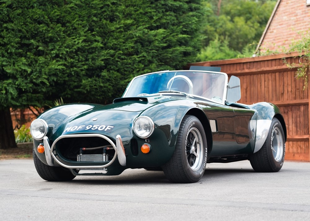 Lot 221 - 1968 AC Cobra by RAM
