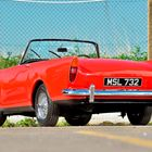 Ref 5 1961 Sunbeam Alpine Series II -