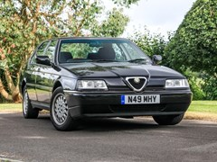 Navigate to Lot 227 - 1996 Alfa Romeo 164 3.0 V6 24V