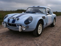 Navigate to Lot 271 - 1963 Triumph Spitfire GT6R Le Mans Recreation