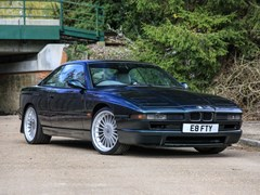 Navigate to Lot 186 - 1997 BMW 840 Ci Sport
