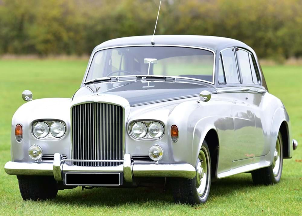 Lot 184 - 1963 Bentley S3