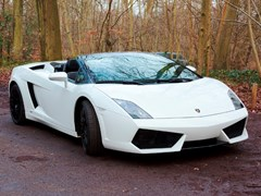 Navigate to Lot 279 - 2010 Lamborghini Gallardo LP560-4 Spyder