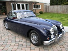 Navigate to Lot 323 - 1959 Jaguar XK150S Coupé