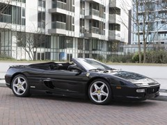 Navigate to Lot 286 - 1998 Ferrari 355 F1 Spider