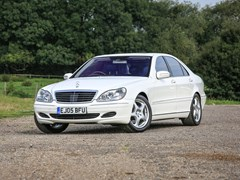 Navigate to Lot 322 - 2005 Mercedes-Benz S 500