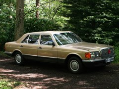 Navigate to Lot 278 - 1981 Mercedes-Benz 500SEL