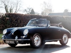 Navigate to Lot 287 - 1963 Porsche 356C Cabriolet