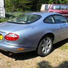 1997 Jaguar XK8 Coupé -