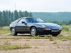 Navigate to Lot 253 - 1988 Porsche 928 S4