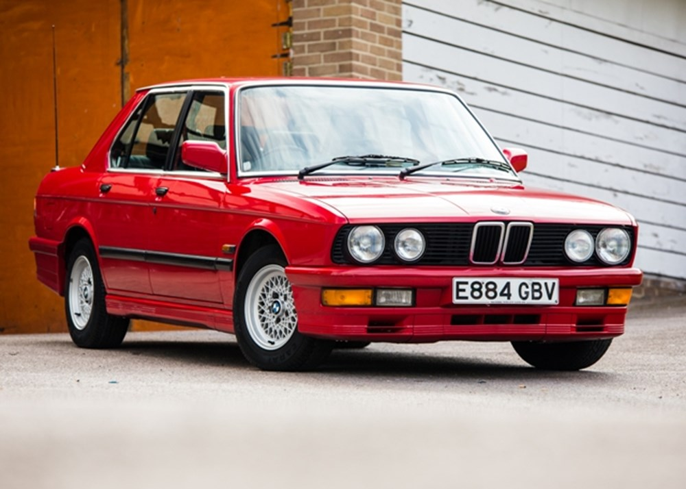 Lot 264 - 1988 BMW 520i Lux