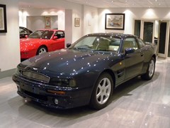 Navigate to Lot 246 - 1997 Aston Martin V8 Coupé