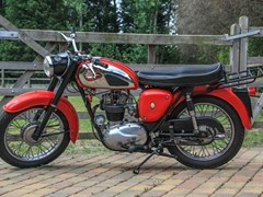 Navigate to Lot 218 - 1966 BSA C15