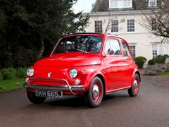 Navigate to Lot 113 - 1971 Fiat 500 L