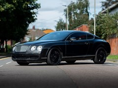 Navigate to Lot 236 - 2004 Bentley Continental GT