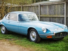 Navigate to Lot 261 - 1971 Jaguar E-Type Series III 2+2 Fixedhead Coupé