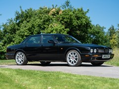 Navigate to Lot 119 - 2002 Jaguar XJR 100