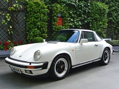 Navigate to Lot 217 - 1986 Porsche 911 Targa