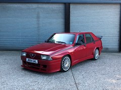Navigate to Lot 255 - 1992 Alfa Romeo 75 1.8 Turbo QV