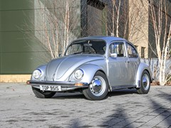 Navigate to Lot 297 - 1978 Volkswagen Beetle (Last Edition)