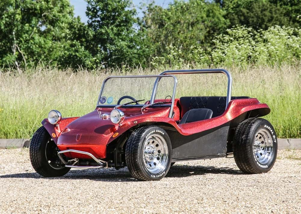 Lot 175 - 1967 Volkswagen Beetle Beach Buggy by East Coast Manx
