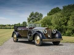 Navigate to Lot 211 - 1929 Rolls-Royce Phantom II Open Tourer by Barker