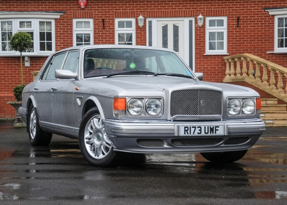 Lot 207 - 1998 Bentley Brooklands R Mulliner
