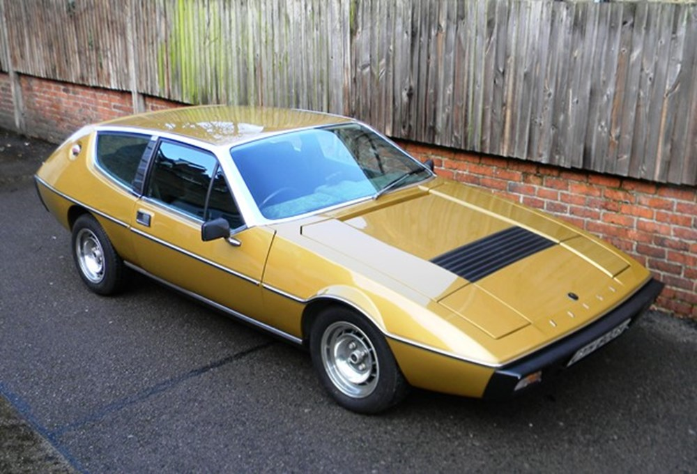 Lot 331 - 1979 Lotus Elite 504