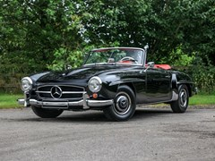 Navigate to Lot 292 - 1963 Mercedes-Benz 190 SL Roadster