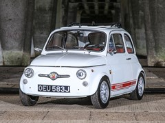 Navigate to Lot 194 - 1971 Fiat 500L Abarth Recreation