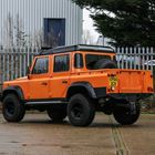 Ref 23 2009 Land Rover Defender 110 Double Cab Pick-up SB -